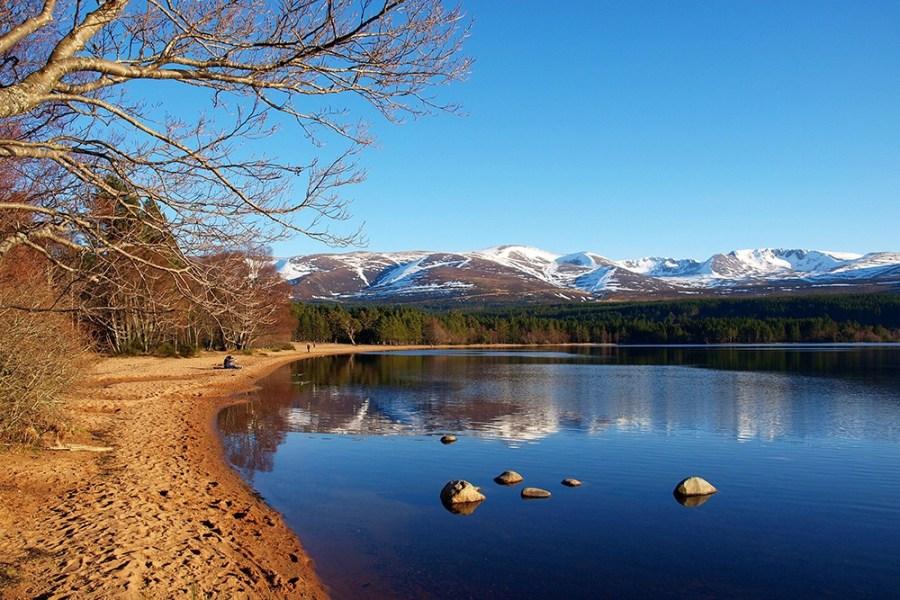 Ein Schottlandurlaub in der nebensaison lohnt sich vorallem in den Highlands.