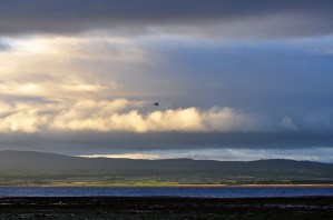 Jedes schottische Wetter lädt zu einem Schottlandurlaub mit Wind and Cloud Travel ein.
