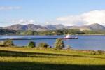 Die Segelreise nach Schottland mit der Flying Dutchman führt auch auf die Äußeren Hebriden.