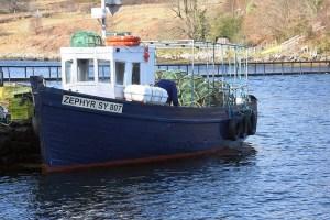 In Gairloch in den Highlands von Schottland kann man an einer Shellfish Safari teilnehmen.