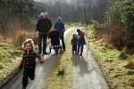 Schottland ist ein Urlaubsland für Urlaub mit der ganzen Familie.