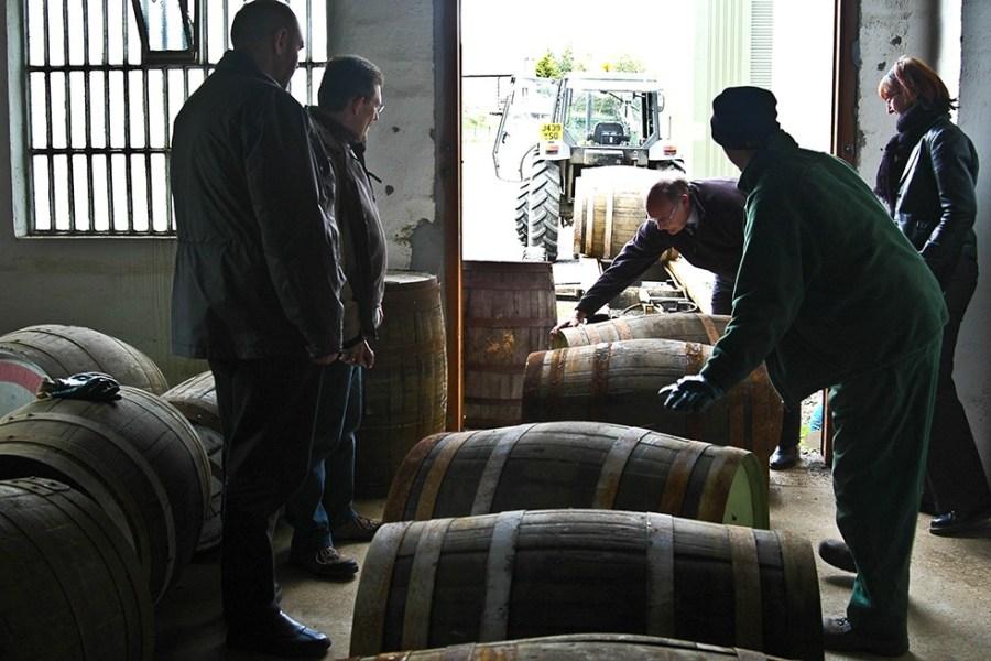 Die schottischen Highlands sind eine geografisch grosse Whiskyregion, durch die uns die Whiskyreise fuehrt.