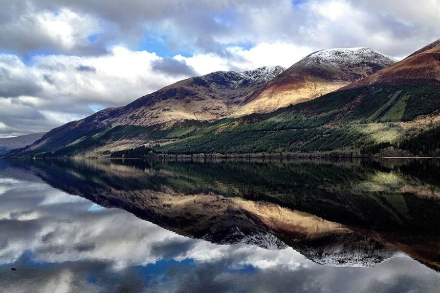 Die Highlands ist eine Whiskyregion, die wir auf der Whiskyreise durch Schottland eingehend erkunden.