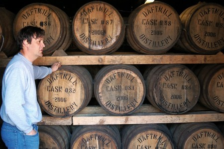 Die Whiskyregion der Lowlands ist Teil dieser Whiskyreise durch Schottland.
