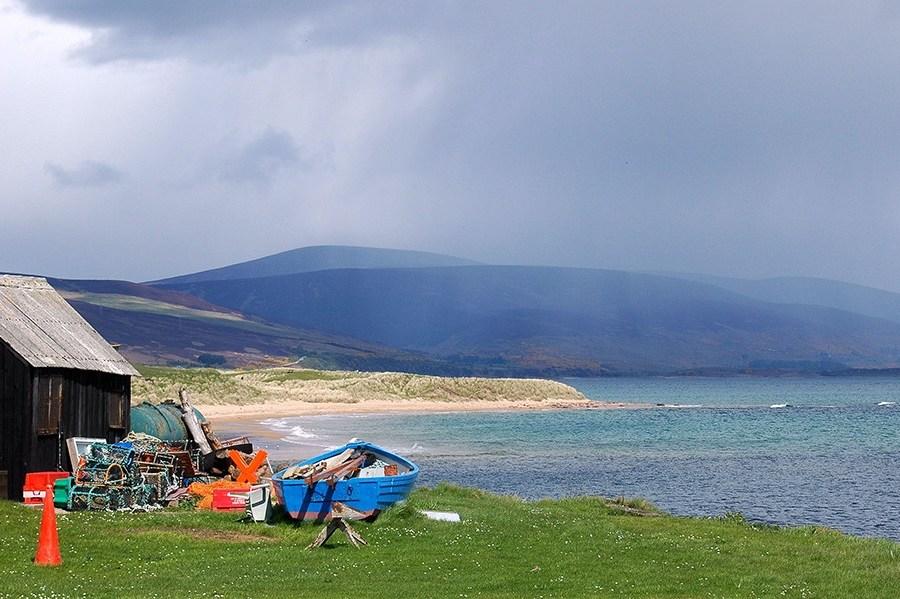 Der Norden Schottland eignet sich besonders fuer eine Whiskyreise, da dort interessante Brennereien ansessig sind.