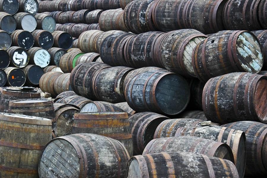 Die Kuefereien geben einen interessanten Einblick in die Produktion auf unserer Whiskyreise Speyside.