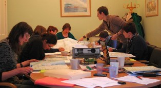 Zweimal im Jahr veranstalter wir ein Guide Training in Schottland.