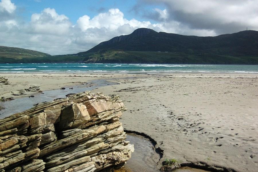 Vor allem die Strandbuchten bieten bei der individuellen Wanderreise nach Wester Ross fantastische Pausenmoeglichkeiten.