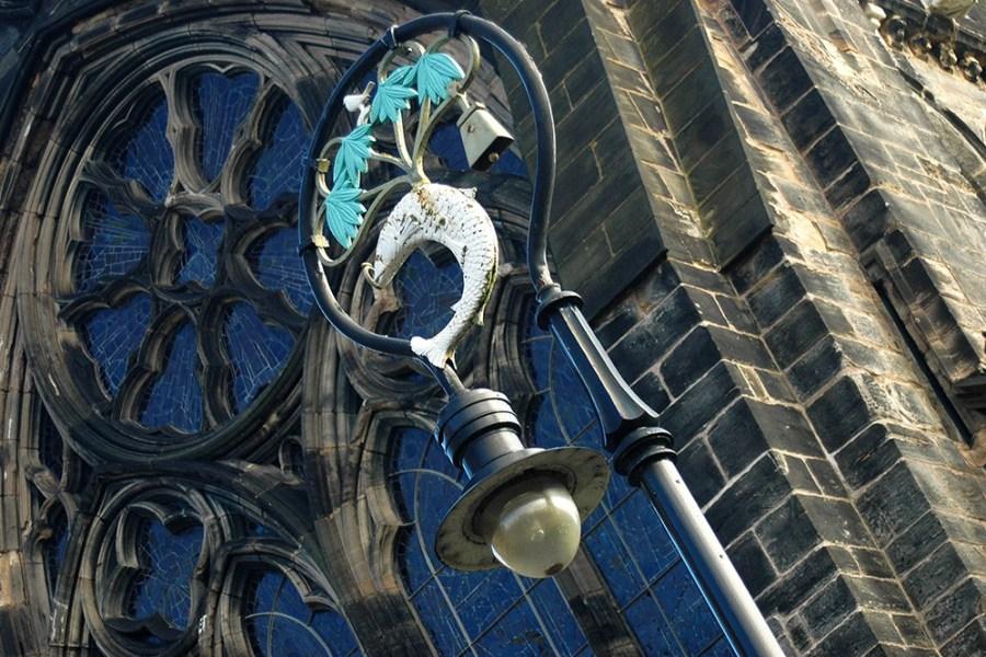 In Glasgow ist es möglich eine Stadtfuehrung auf deutsch zu buchen.