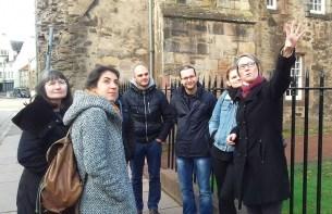 In Edinburgh, der schottischen Hauptstadt, führen wir deutschsprachige Stadtfuehrungen durch.