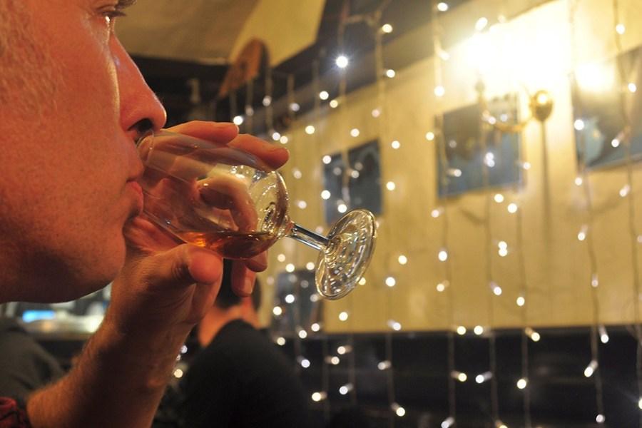 Natuerlich kommen Verkostungen zahlreicher Drams auf unserer Whiskyreise Edinburgh nicht zu kurz.