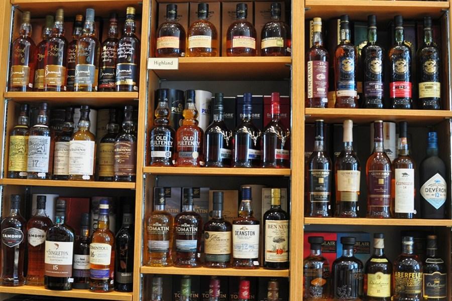 Edinburgh steht im Zentrum dieser individuellen Whiskyreise Schottland.