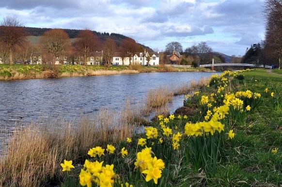Eine Schottlandreise im Maerz kann unendlich reizvoll und stressfrei sein.