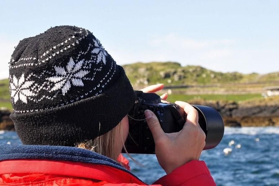 Natur und Wildlife stehen im Mittelpunkt dieser Reise durch Schottland.