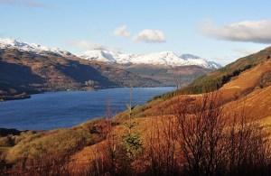 Der Fernwanderwegs West Highland Way ist besonders im Mai und September zu empfehlen.