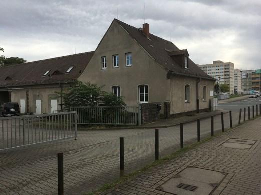 Riesa, Eingang zur Stadt