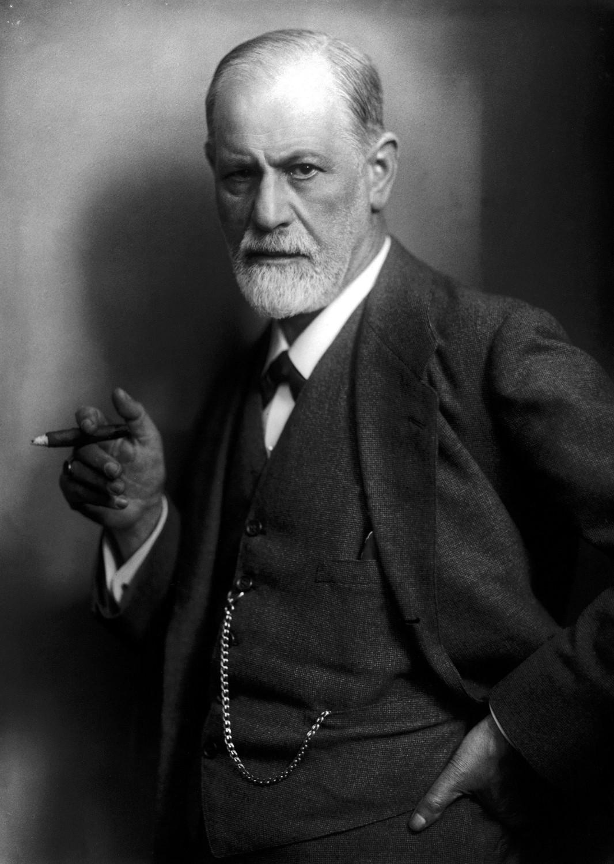 Abb. 12 Sigmund Freud
