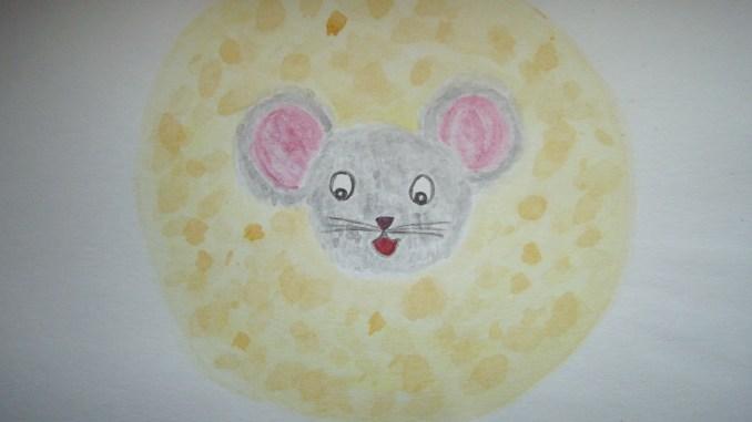 Die Maus im Käse