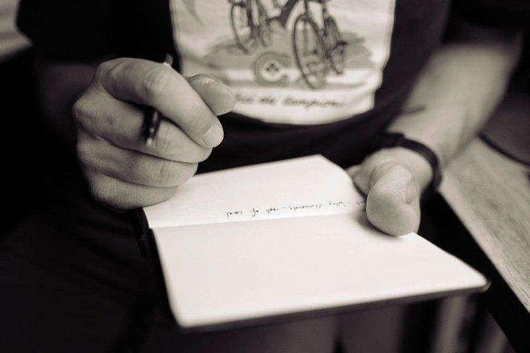Warum Schreiben das Sozialste ist, das ich tue