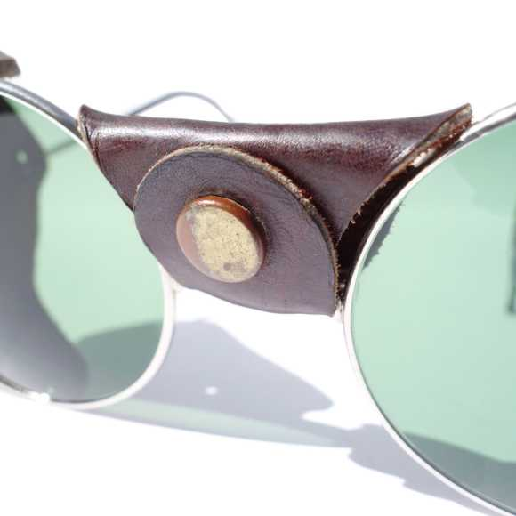 STEAMPUNK Vintage Motorcycle Safety goggles