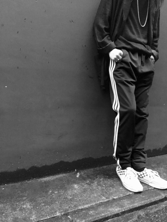 """""""adidas"""" Remake Track Pants"""