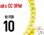 10 For 10 Fitness Event