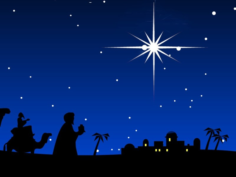 """""""Star of Bethlehem"""" Astronomy Class and Star Party at Schreiner University"""
