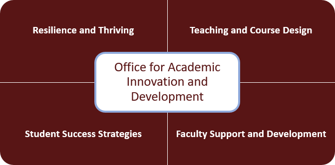 Purpose of The Schreiner Office of Academic Innovation and Development