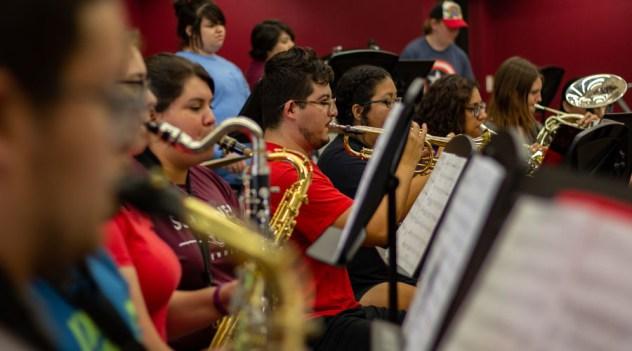Schreiner Varsity Programs Band