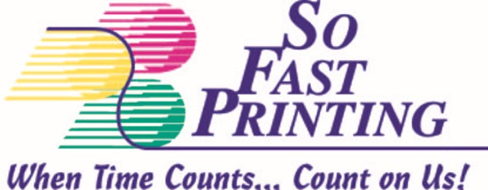So Fast Printing