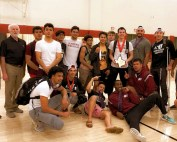 Schreiner University Men's Wrestling Team - 2019