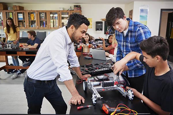 VEX Robotics Competition at Schreiner University