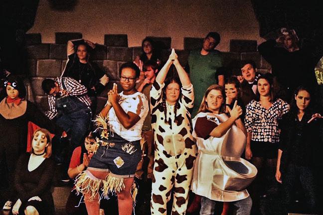 Choir Halloween Show