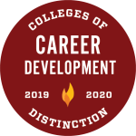 Schreiner University College of Distinction Career Development 2019-2020