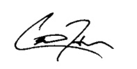 Dean of Students Signature
