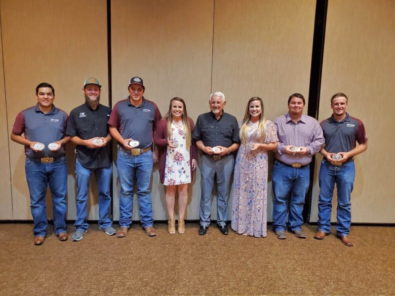 The 2019 ACUI Collegiate Clay Target Champions