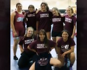 Schreiner Women's Wrestling had an impressive first year of competition in 2019