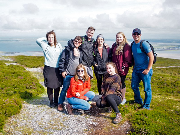 Schreiner Students Return from Studying in Ireland