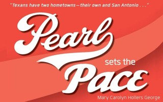 State House Press, at The Texas Center at Schreiner University, releases Pearl Sets the Pace, by Mary Carolyn Hollers George