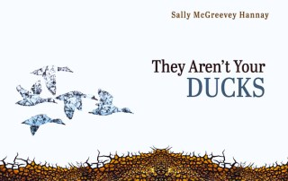 They Aren't Your Ducks Book Cover