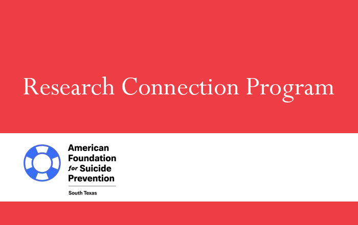 AFSP Research Connection Program