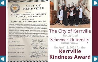 Kerrville Kindness Award