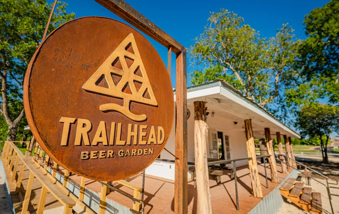 Trailhead Beer Garden