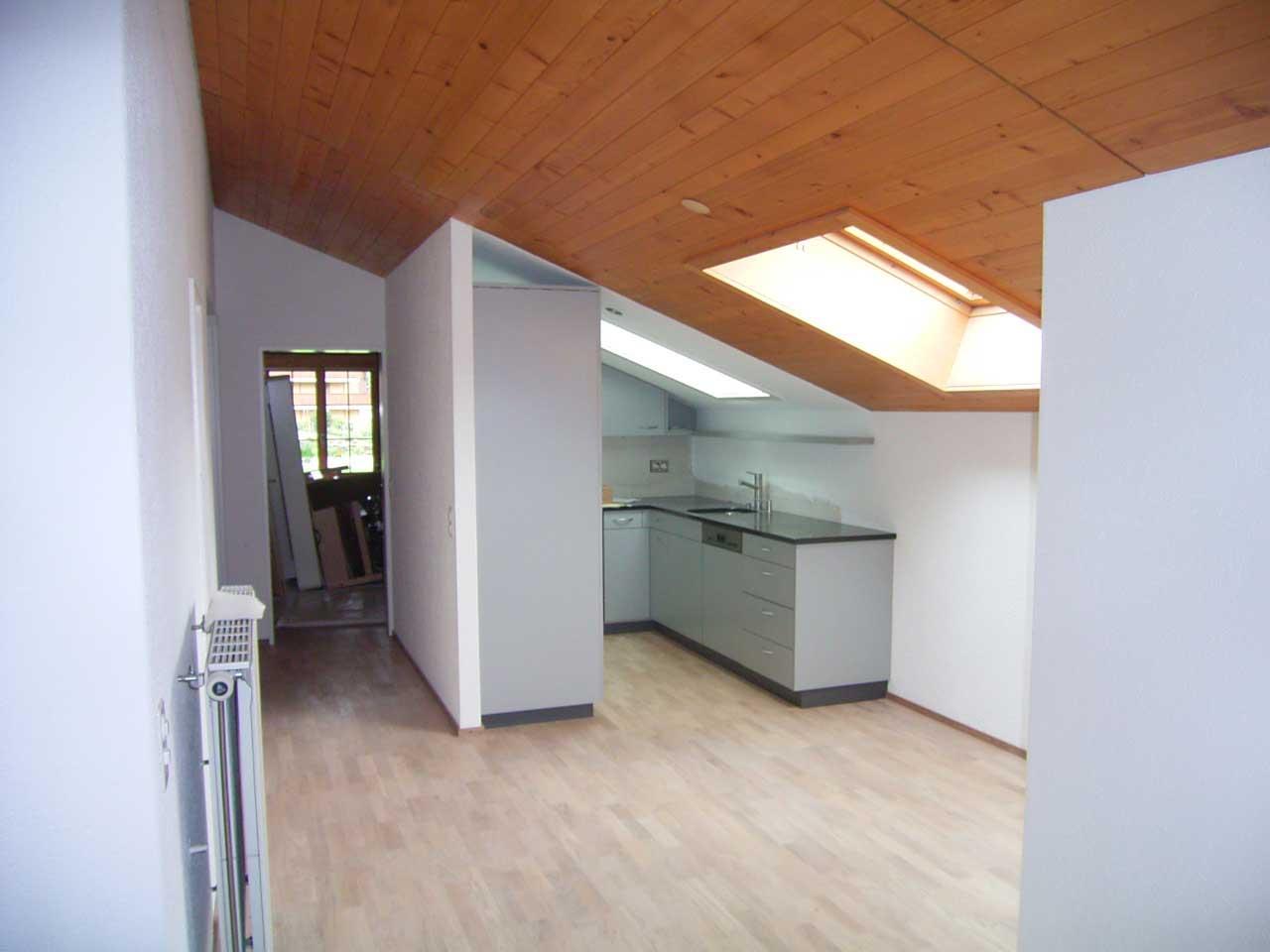 Bodenbelage Kuche Wohnzimmer So Gehts Nicht Ubergang Fliesen Zu