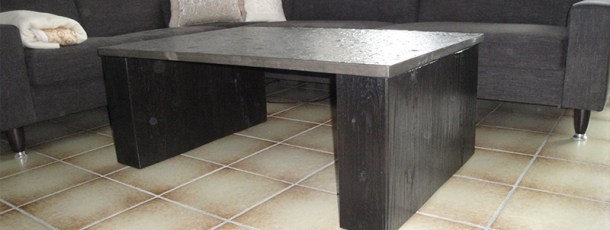 Sitzmöbel und Tische