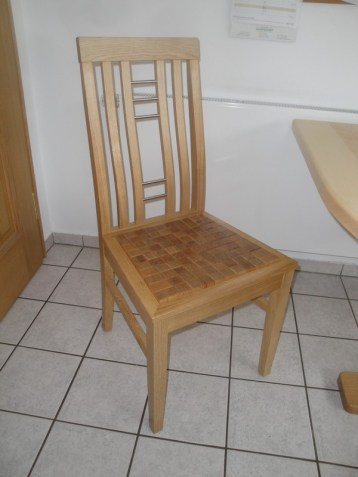 440 Stuhl in Eiche )