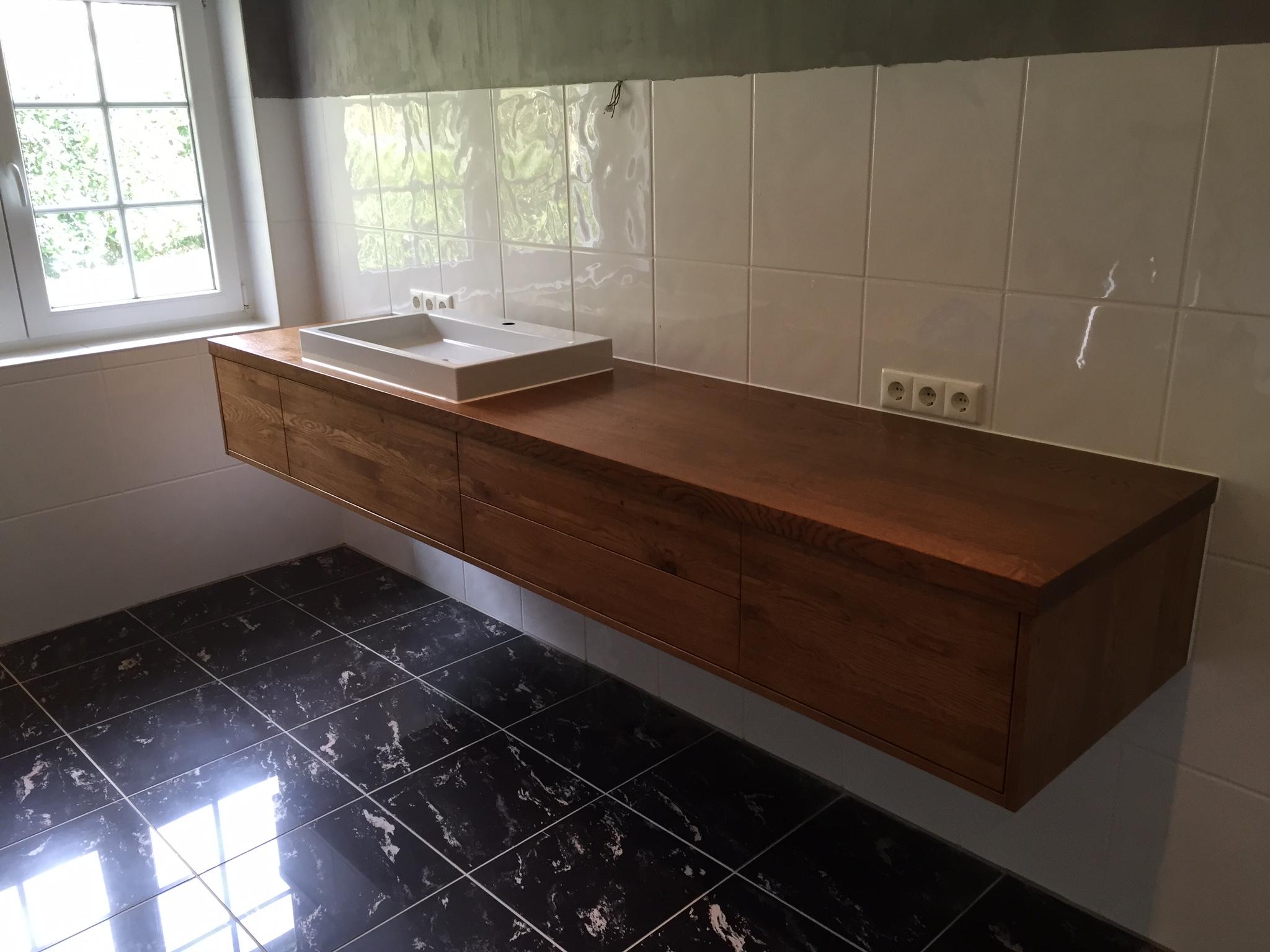 Steinplatte Küche   Waschtisch-unterschrank