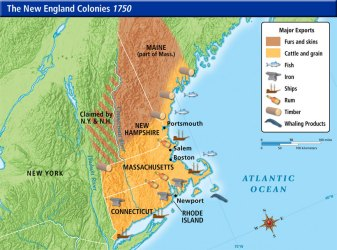 13 Colonies 8th Grade Social Studies