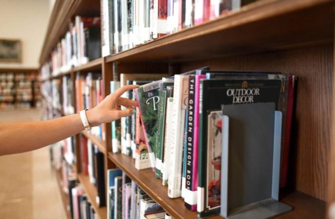 Ode aan de bibliotheek
