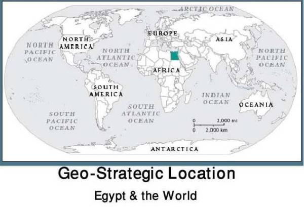 خرائط مصر السياسية من موقع وزارة الإتصالات وتكنولوجيا